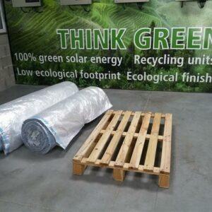 Temax-4000 thermal blankets SETS