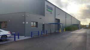 TemaxPharma logistics center